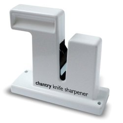 Taylor'S Eye Chantry Knife Sharpener, White