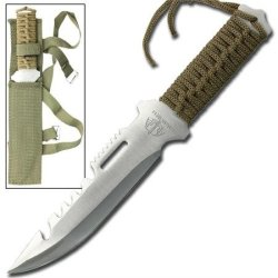 Sudden Impact Full Tang Survival Knife