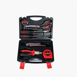 Gk 8Pcs Combination Hand Tool Set, Household Tool Set, Hand Tools Kit