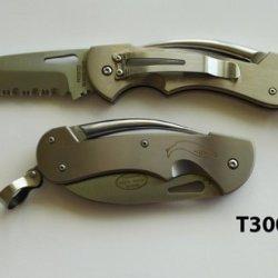 Myerchin Knife Titanium Captain Rigging Knife T300P