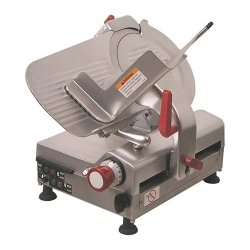 "Axis Equipment Ax-S12Ba Automatic Meat Slicer, 12"" Blade, 23-25/128"" Width X 20-51/128"" Height X 17-89/128"" Depth"