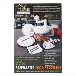 11 Piece Prepmaster Food Processor