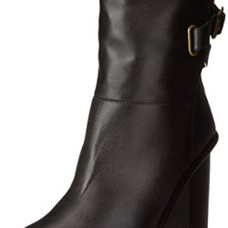 Kelsi Dagger Women'S Odem Boot, Black, 8.5 M Us