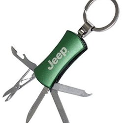 Jeep 7 Function Pocket Knife/Key Chain