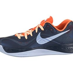 Nike Men'S Hyperfuse Low Basketball Shoes-Squadron Blue/Ice Blue-10.5