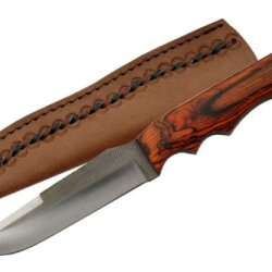 Szco Supplies Sm0017 Real File Sawmill Hunting Knife