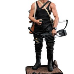 Enterbay Rambo Iii: John Rambo Hd Masterpiece Action Figure