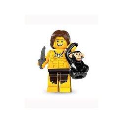 Lego Series 7 Jungle Boy Mini Figure