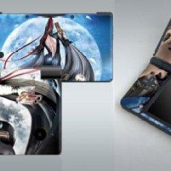 Bayonetta Vinyl Skin Sticker Decal Cover For Nintendo Dsi