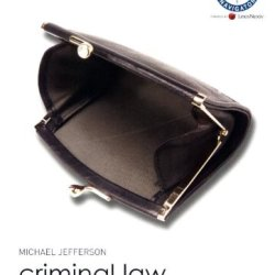 Criminal Law: Uk Edition (Foundation Studies In Law)