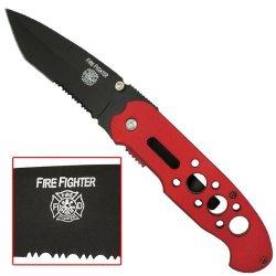 Trademark Firefighter Tactical Knife
