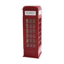 Sei Phone Booth Cabinet
