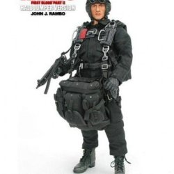 Rambo First Blood Part Ii Halo Jumper John J Rambo