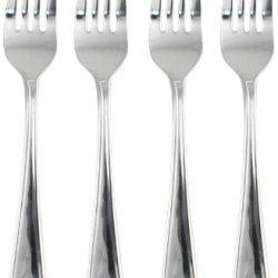 Hampton Forge Silversmiths Clark 4-Piece Forks, 212Z0047Df