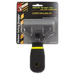 Sterling - Deluxe Safety Scraper ( Case Of 72 )