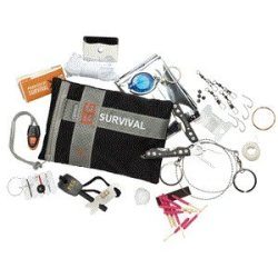 Bear Grylls Ultimate Survival Kit With Tools, Pliers In One Bag