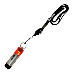 Glo-Toob Aaa Waterproof Emergency Dive Light, Red