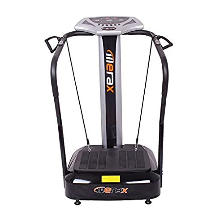 This is the latest 2015 Full Body vibration plate machine. It comes with a massive 600W eco silent drive motor and 50 speed levels, giving you a great range and powerful workout. What's the benefit Improves muscle strength Increases Metabolism...