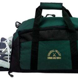 Personalized Duffel Gym Bag Groomsmen Gift Travel Large