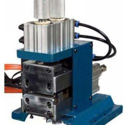 Ten-High Pneumatic Wire Stripping Machine-3F+H