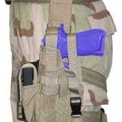 Blackhawk Tactical Omega Vi Airborne Holster, Left Hand Draw, Olive Drab 40Qd02Od-Left