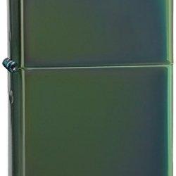Zippo Chameleon Lighter (Chameleon, 5 1/2X3 1/2-Cm)