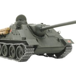 Tamiya 1/25 Su-100 Russian Tank Destroyer Model Kit