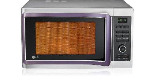 LG MC2881SUS 28-Litre 3100-Watt Convection Microwave Oven