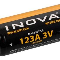Nite Ize Ilm6-07-123 Inova Lithium Batteries, 6-Pack