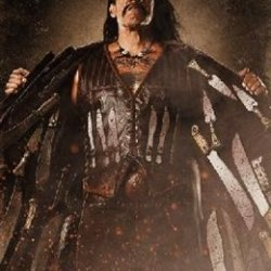 Machete Dan Trejo Movie Poster 24 X 36 Inches