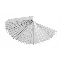 Kobalt 25 Pc. 18 Mm Snap-Off Knife Blades 54198