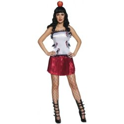 Cirque Sinister Knife The Assistant Costume Costume - Medium - Dress Size 10-12