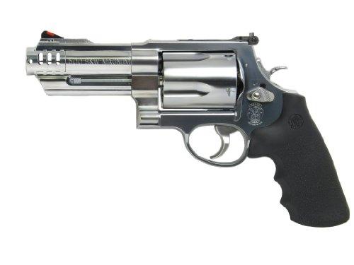 S&W M500 3+1インチ P.C ステンレス (モデルガン完成品)
