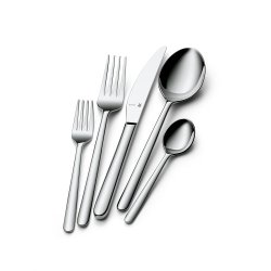 Wmf Cromargan Protect Flame 5-Piece Flatware Place Setting, Service For 1