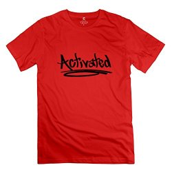 Activated Brand New Men T Shirt