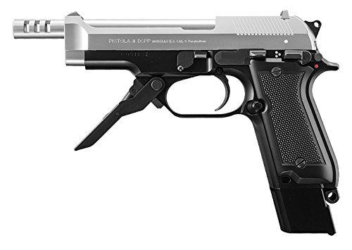 M93R SILVER SLIDE (18歳以上電動ハンドガン)