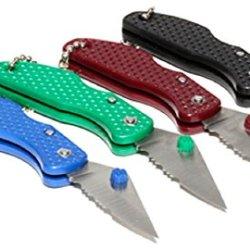 Pocket Knife - 2.5 Inches - Color Sent Randomly