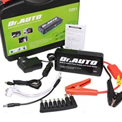 Mesinton Multi-Function Auto Car Vehicle 12V 12000Mah Jump Starter Led Mobile Power Bank Battery Charger