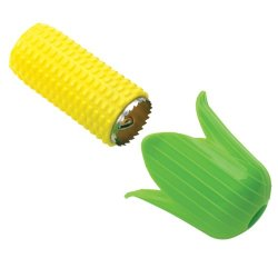 Kuhn Rikon Corn Twister, 3.75-Inch, Yellow