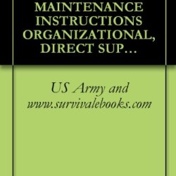 Us Army Technical Manual, Maintenance Instructions Organizational, Direct Support And General Support For Countermeasures Panel Indicator Id-2300/Alq-151(V), ... Tm 32-5865-218-24&P, 1983