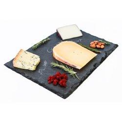"""Top Shelf Living - Slate Cheese Board - 10"""" X 14"""""""
