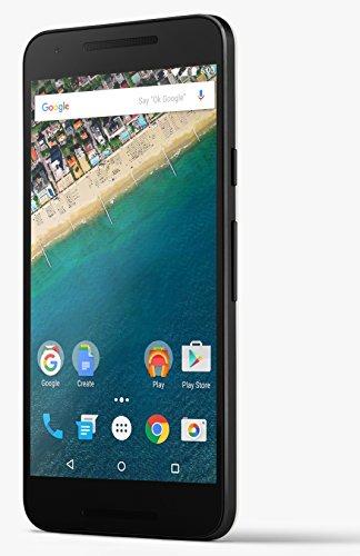 LG H791 Nexus 5X Smartphone, 32 GB, Bianco [Italia]