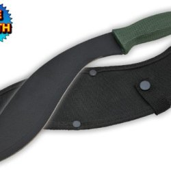 "Z-1034-Gr 14 Inch S3Hjdw ""Beast"" Ordnt Gurkha Kuhkari Dagger W/Case Folding Knife Edge Sharp Steel Ytkbio Tikos567 Bgf 14 Inch ""Beast"" Gurkha Kuhkari Dagger W/Case. The King Of All Edged Weapons! This Kuhkari Dagger Is The Ultimate Weapon. It Has A Sharp,"