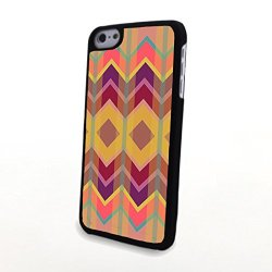 Generic Phone Accessories Matte Hard Plastic Phone Cases National Style Aztec Anchor Fit For Iphone 5C