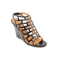 Kelsi Dagger Women'S Eris Wedge Sandal, Black, 8.5 M Us