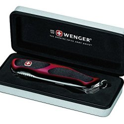 Wenger Ranger 155 Swiss Army Knife - Red