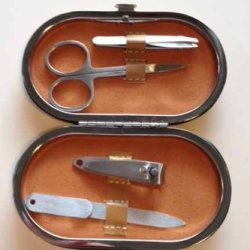 4 Tool Manicure Gift Set