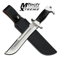 "Mtech Extreme ""Husk"" Fixed Blade Knife"