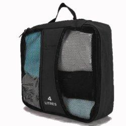 Snugpak 97204 Pakbox, 4 Litre, Black