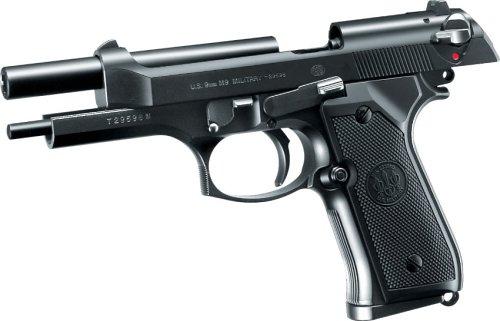 No5 M92F ミリタリーモデル (18歳以上ガスブローバックガン)